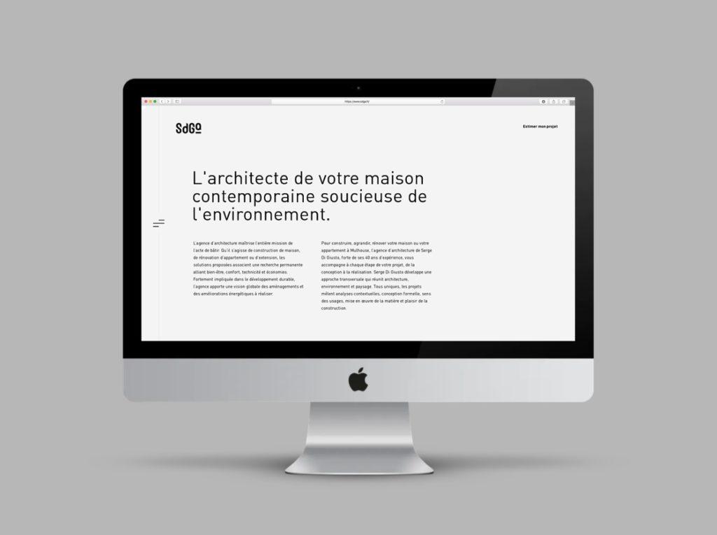 Architecte à Mulhouse en Alsace : zoom sur Serge Di Giusto