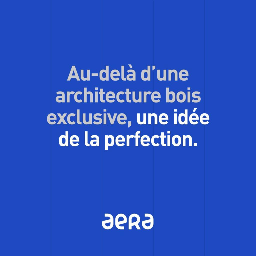 Aera, constructeur de maisons d'architecte à Mulhouse en Alsace