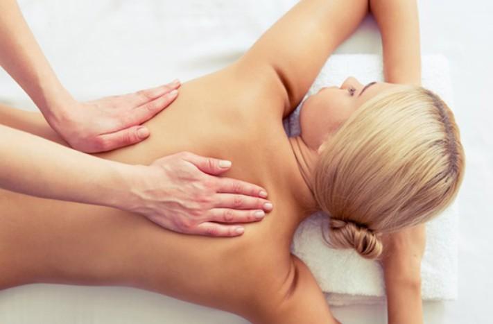 Focus sur le massage sensuel